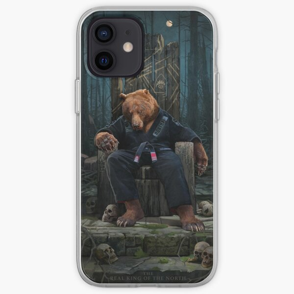 The Real King of the North  iPhone Soft Case