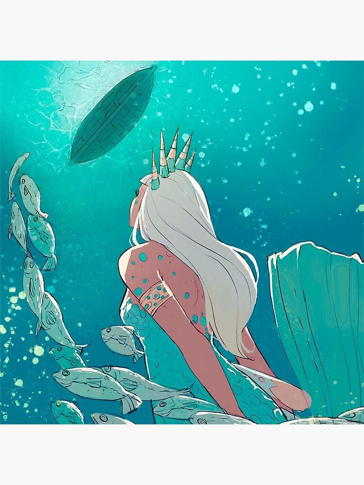 mermaid by Tasiams