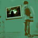 "Annie Leibovitz ""Elizabeth II, Buckingham Palace, London"" at Sydney's Museum of Contemporary Art by andreisky"