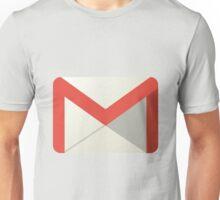 Logo de Gmail Unisex T-Shirt