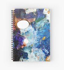 My broken Palette Spiral Notebook