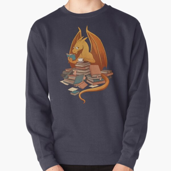The Librarian's Horde Pullover Sweatshirt