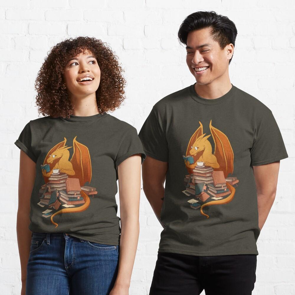 Die Horde des Bibliothekars Classic T-Shirt