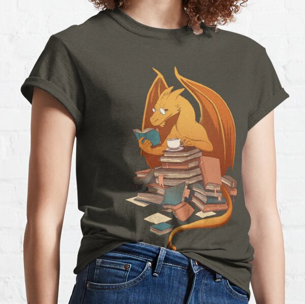 The Librarian's Horde Classic T-Shirt