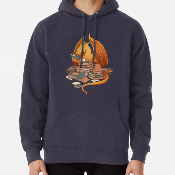 The Librarian's Horde Pullover Hoodie