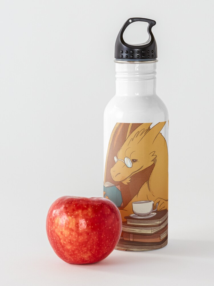 Alternate view of The Librarian's Horde Water Bottle
