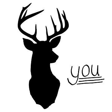 Buck You! by RedDoge