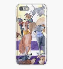 Who Let The Pups Out? iPhone Case/Skin
