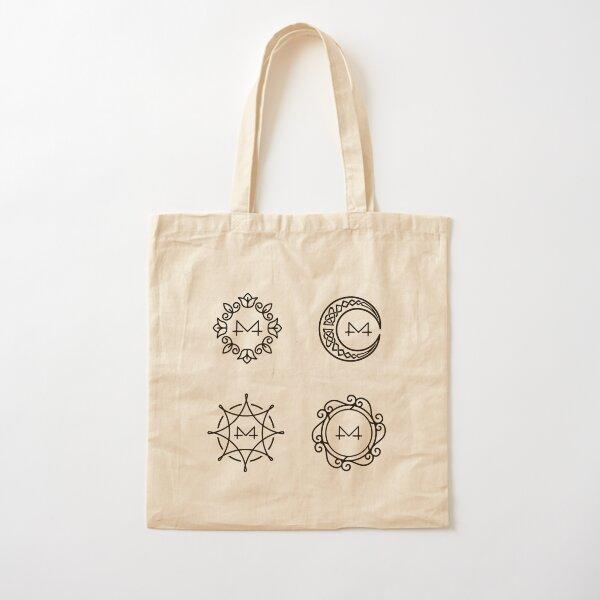 MMM 4 SAISONS - NOIR 02 Tote bag classique