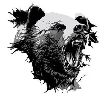 Hear Me Roar. by TeddyPleb