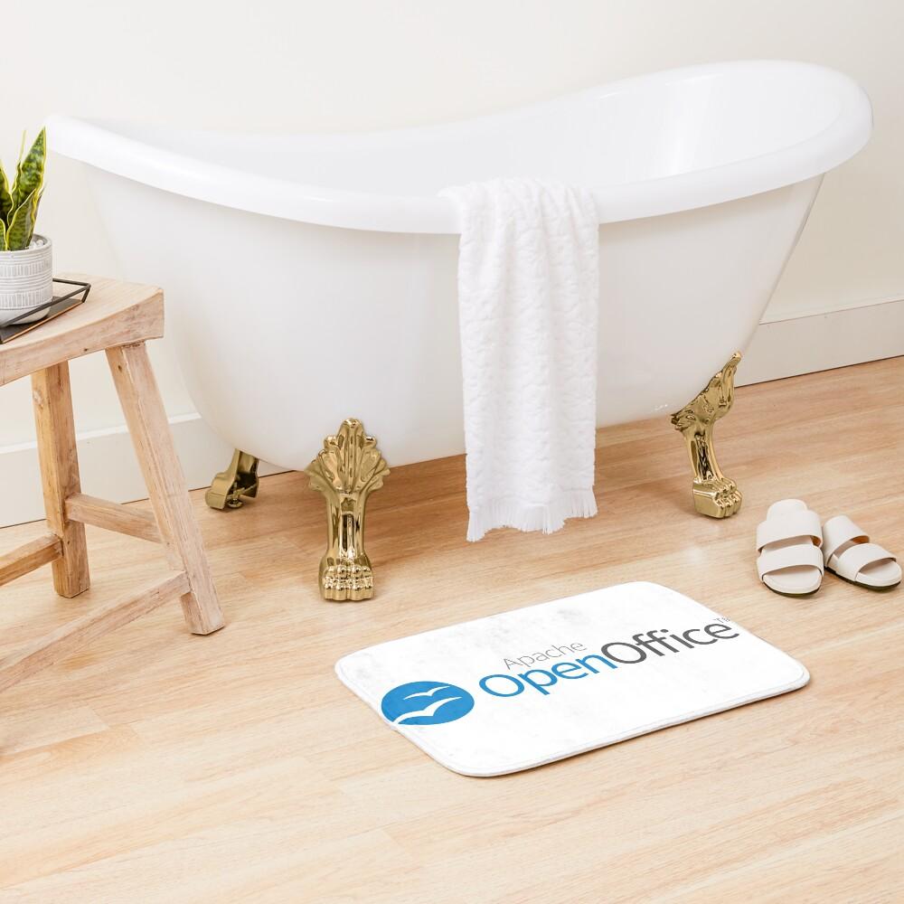 Apache OpenOffice Bath Mat