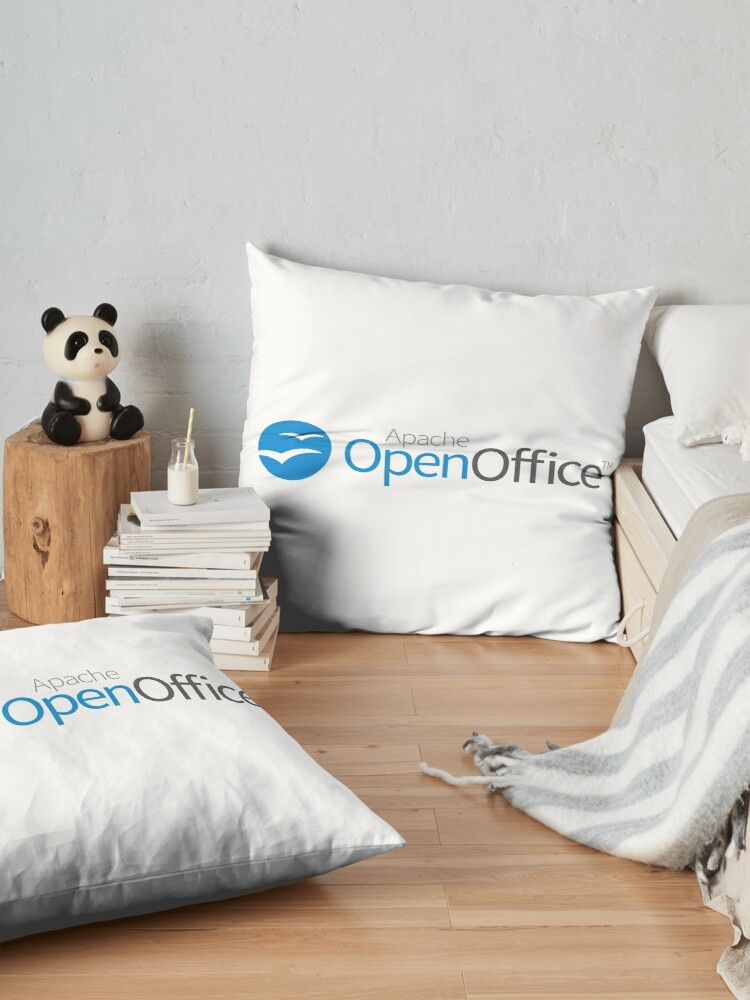 Alternate view of Apache OpenOffice Floor Pillow