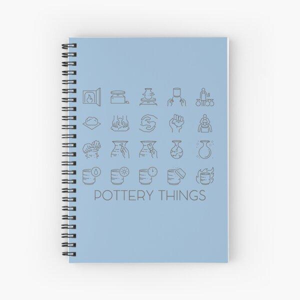 Alfareria Tradicional Cuaderno de espiral