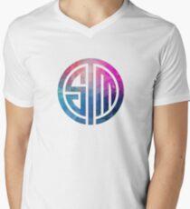 TSM Geometria Eminence Distressed T-Shirt