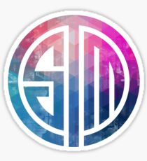 TSM Geometria Eminence Distressed Sticker