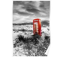 The Phonebox. Poster