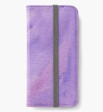 Lavender Watercolor iPhone Wallet/Case/Skin