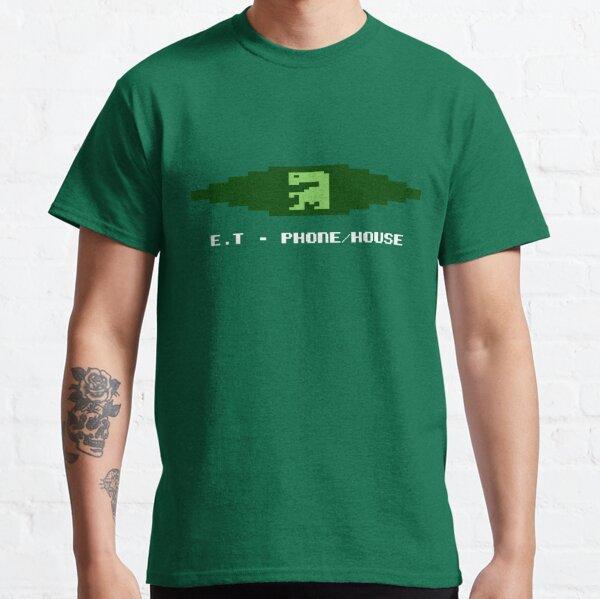 ET TELEFONO CASA  Camiseta clásica