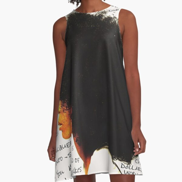 Always the baduest A-Line Dress
