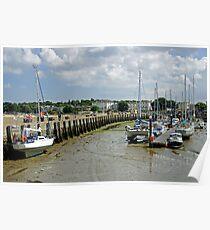 Eastern Side Harbour Arm, Ryde Poster
