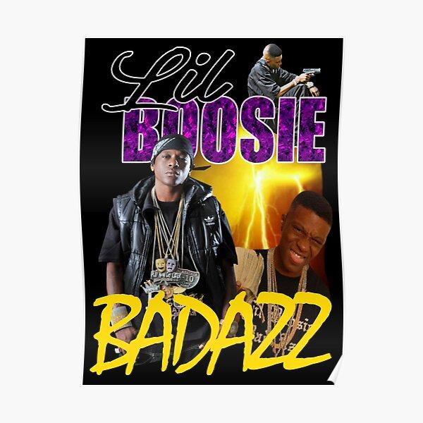 Lil/' Boosie Collage Poster