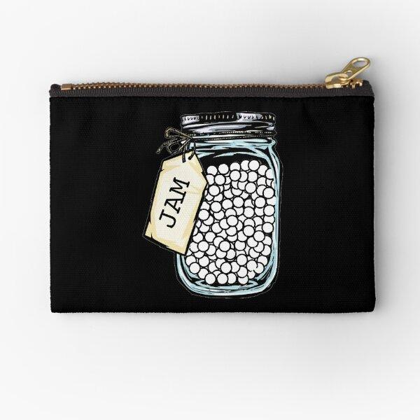 jam of pearls Zipper Pouch