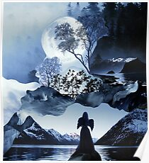 Lady of the Lake Poster