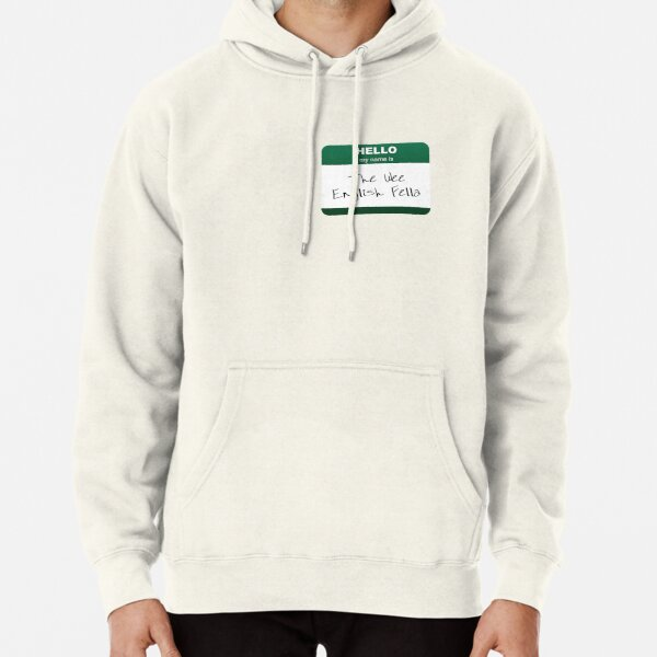Derry Girls - The Wee English Fella Pullover Hoodie