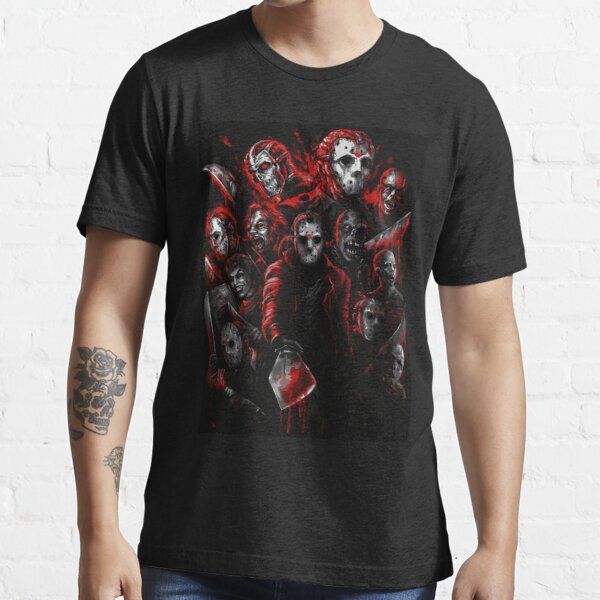 Scream Dark Horror Essential T-Shirt