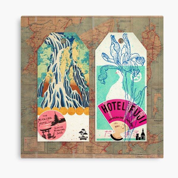 Label Fables, Japan I Canvas Print