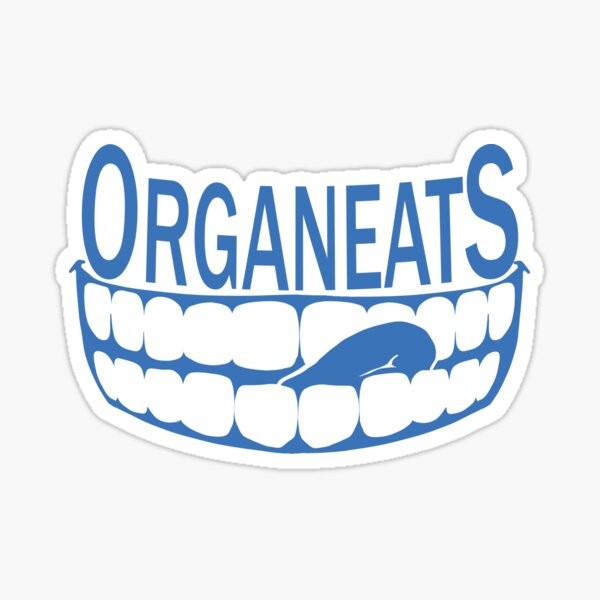 Organeats Sticker
