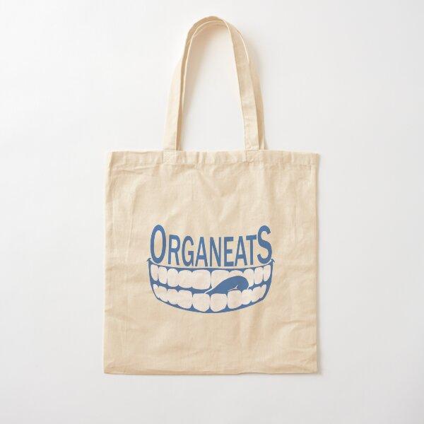 Organeats Cotton Tote Bag