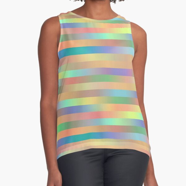 The Happy Place Sleeveless Top