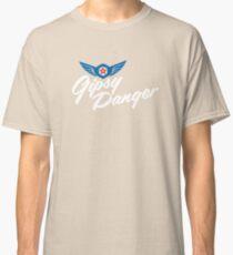 Pacific Rim - Gipsy Danger Print Classic T-Shirt