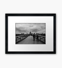 St Paul's Framed Print