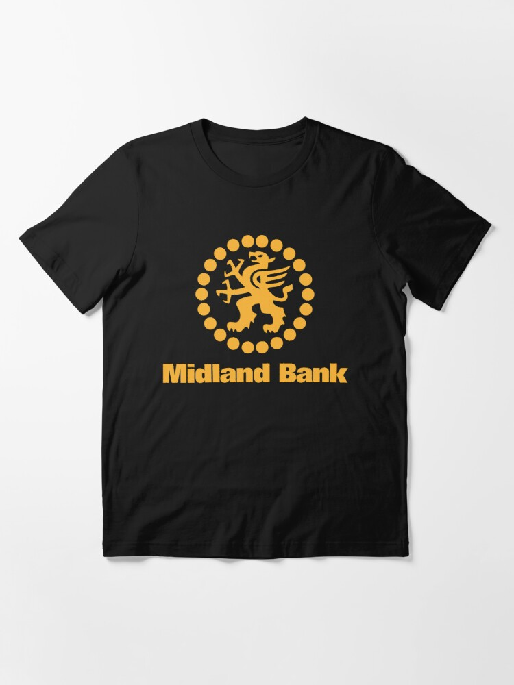 Alternate view of NDVH Midland Bank Essential T-Shirt