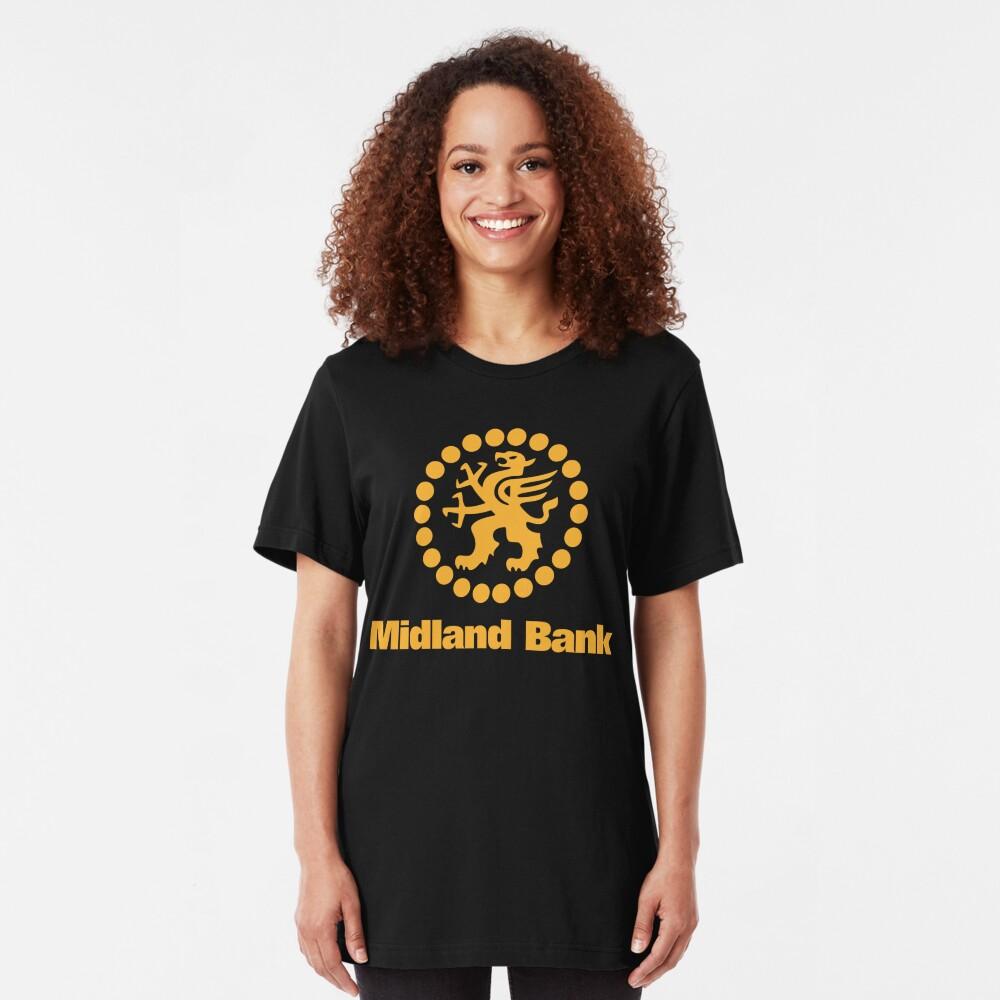 NDVH Midland Bank Slim Fit T-Shirt