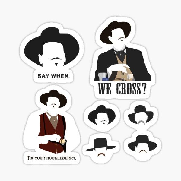 Tombstone: Sticker Pack 2 Sticker