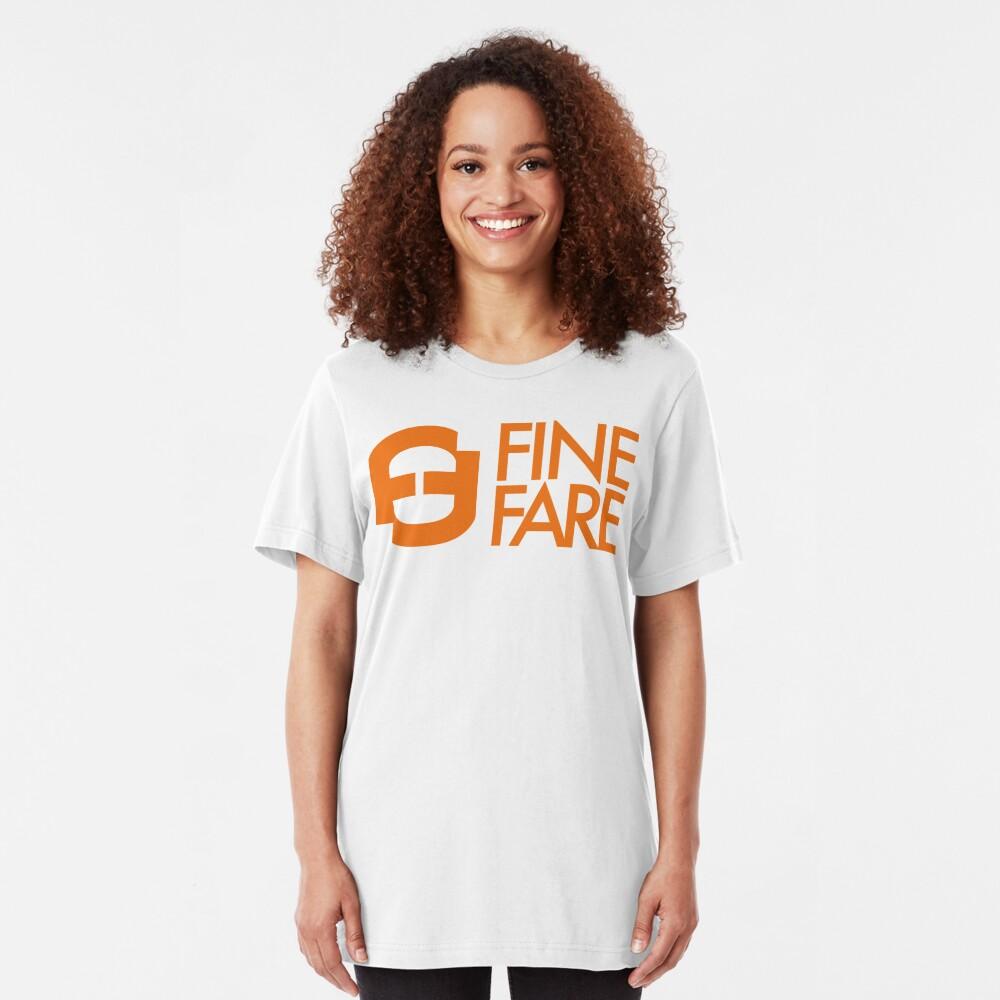 NDVH Fine Fare Slim Fit T-Shirt