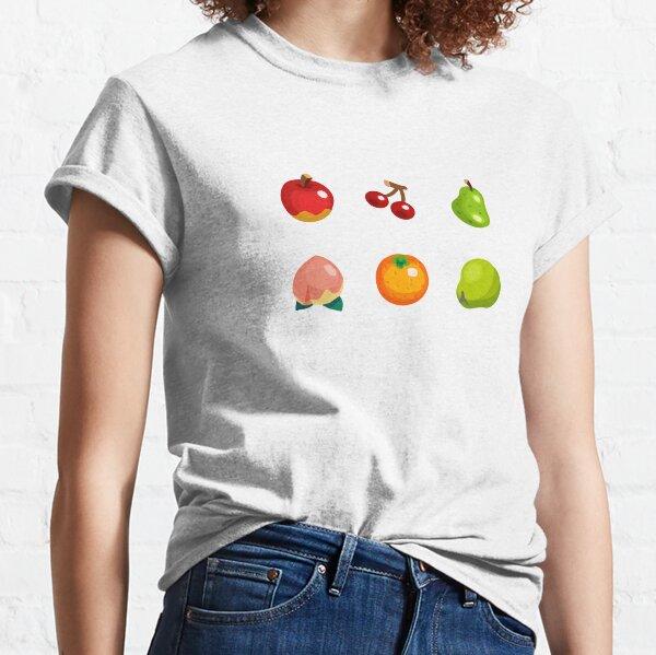 Fruit Animal crossing Classic T-Shirt
