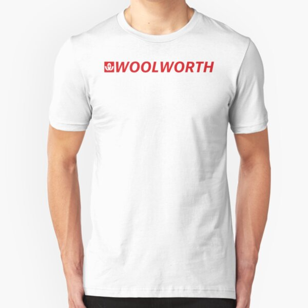 NDVH Woolworth Slim Fit T-Shirt