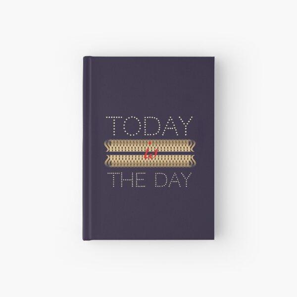 Always positive Hardcover Journal