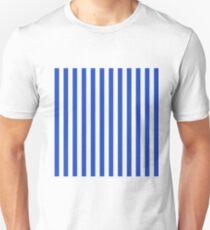 Royal Blue Combination Stripes T-Shirt
