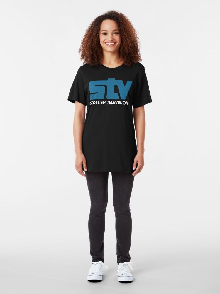Alternate view of NDVH STV Slim Fit T-Shirt