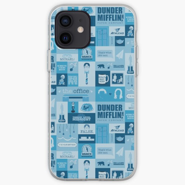 The Office iPhone Soft Case
