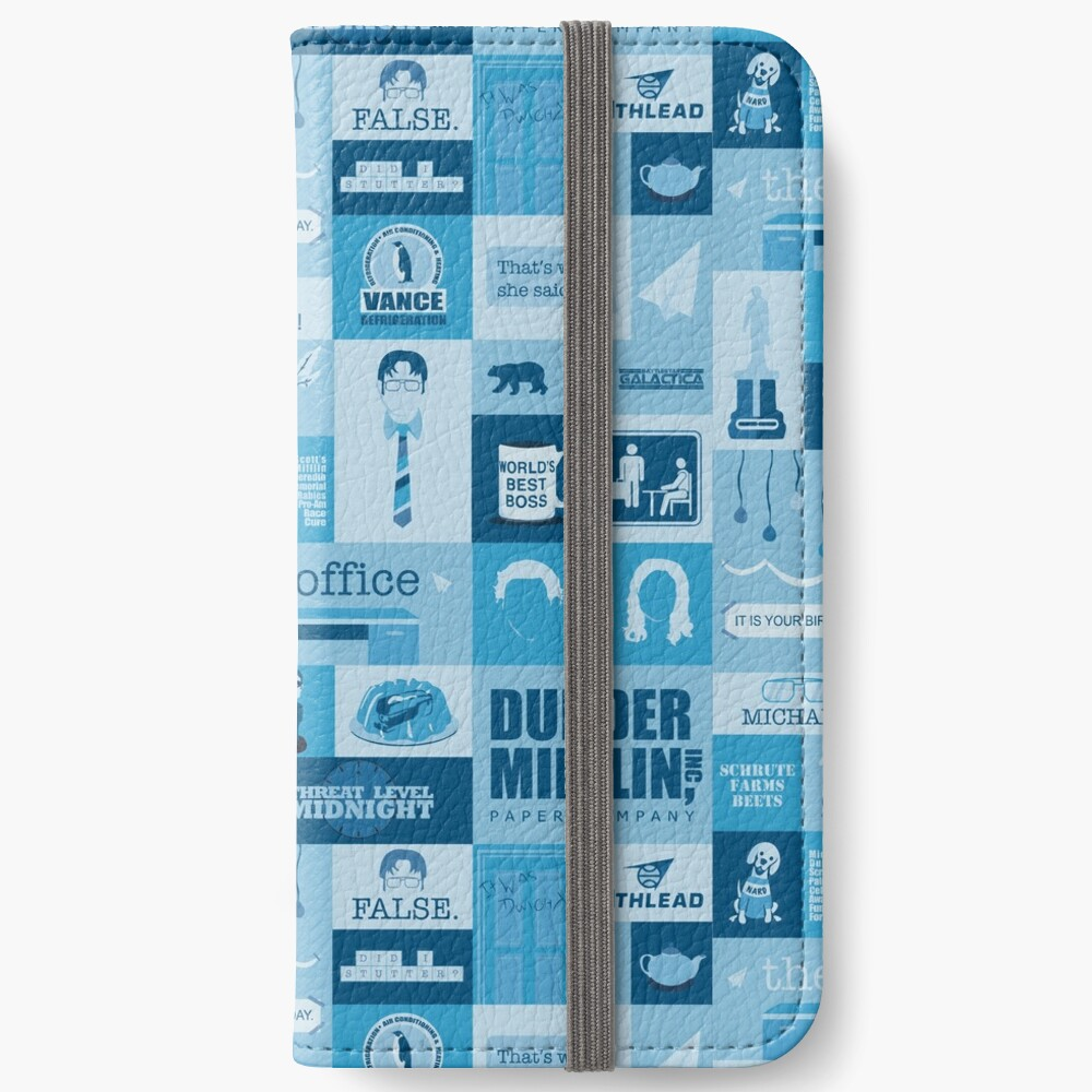 The Office iPhone Wallet