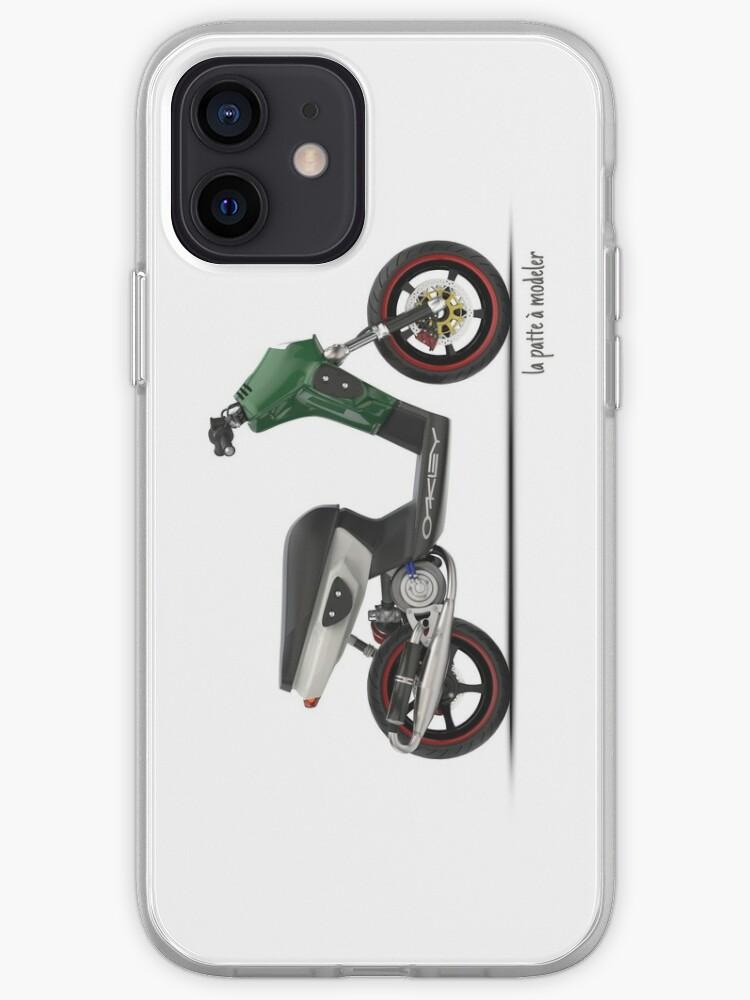 MBK Stunt / Yamaha Slider   Coque iPhone