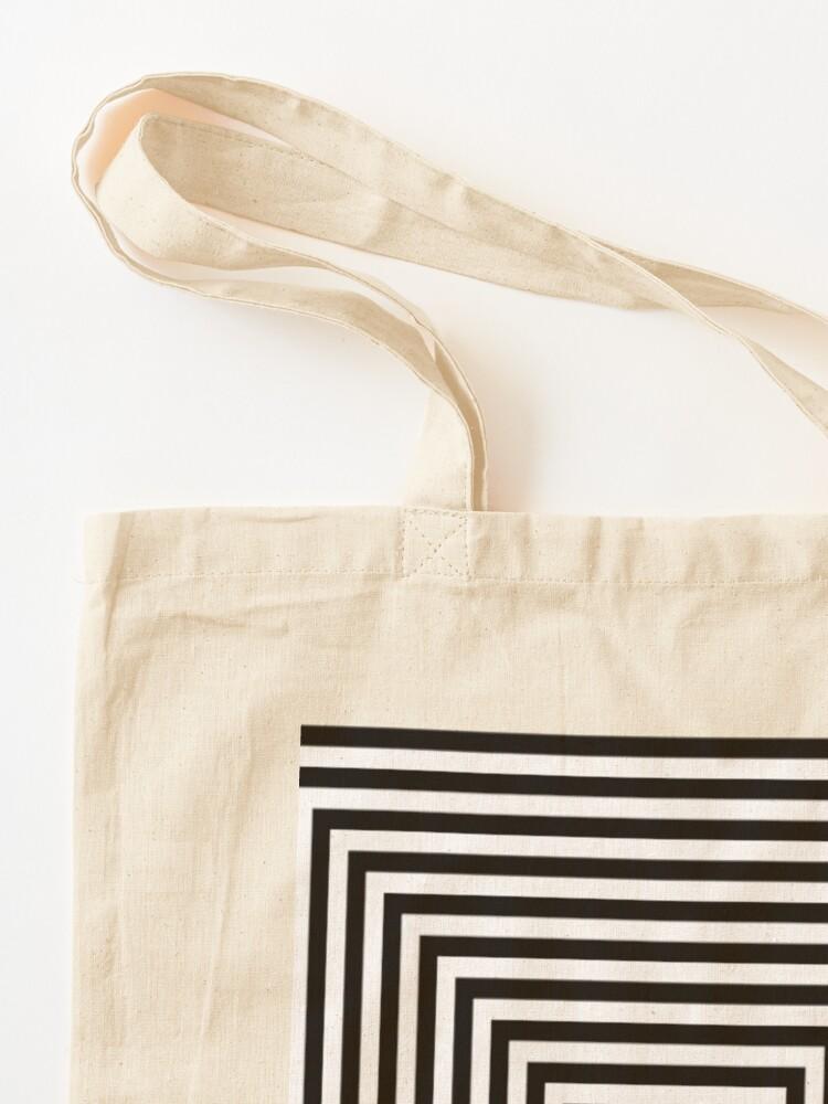 Alternate view of Pattern Tote Bag