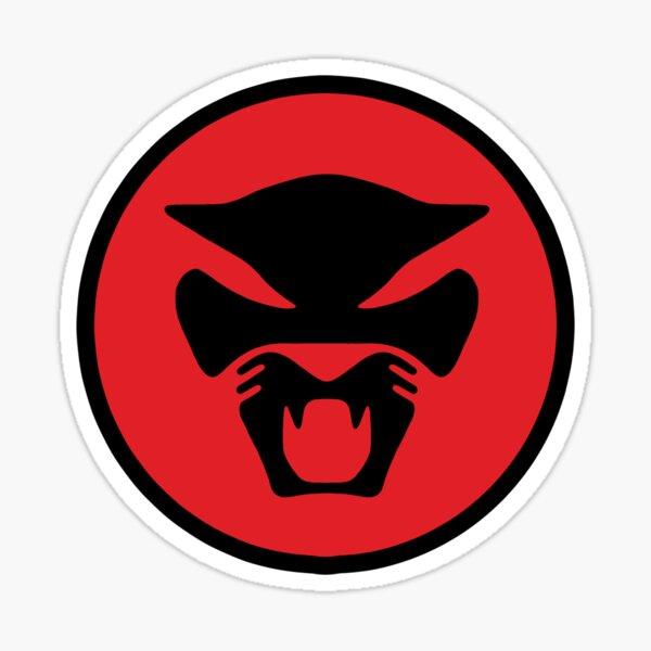 Thundercat logo sticker Sticker