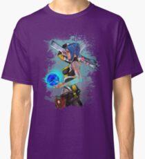 Borderlands 2 Maya the Siren Splatter Tee Classic T-Shirt